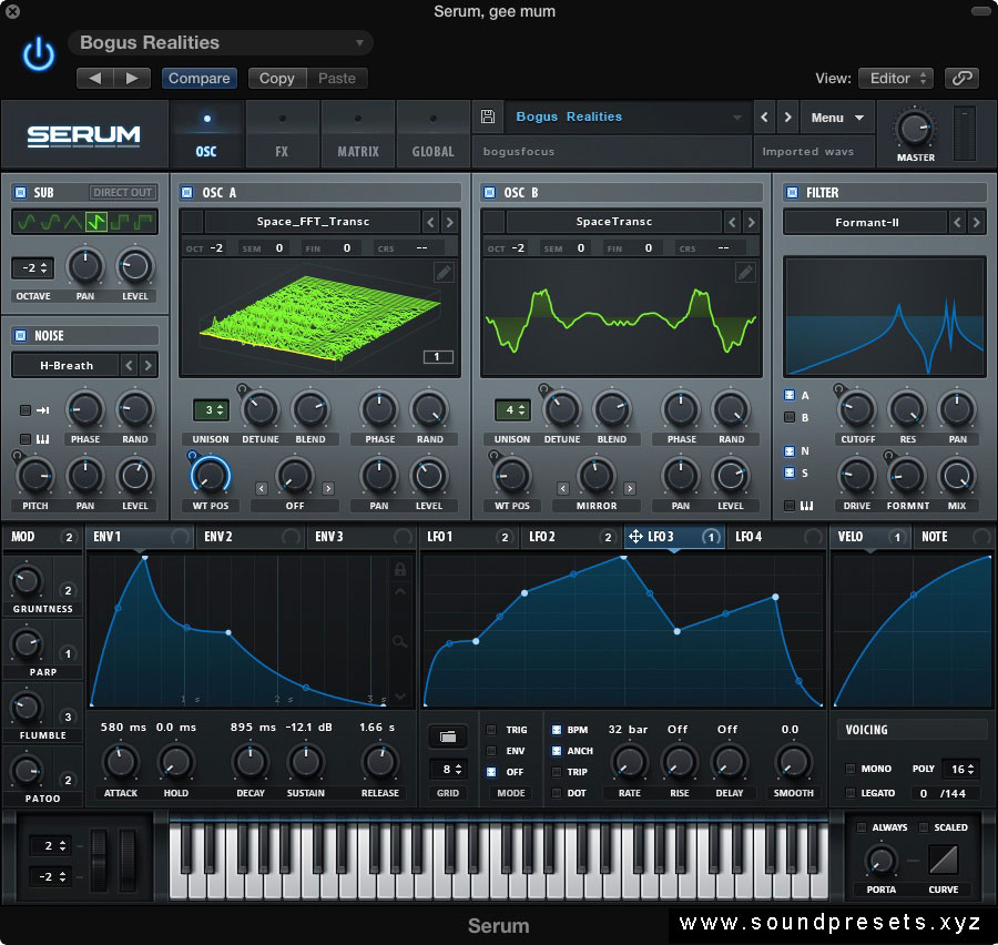 Serum Presets Free Download