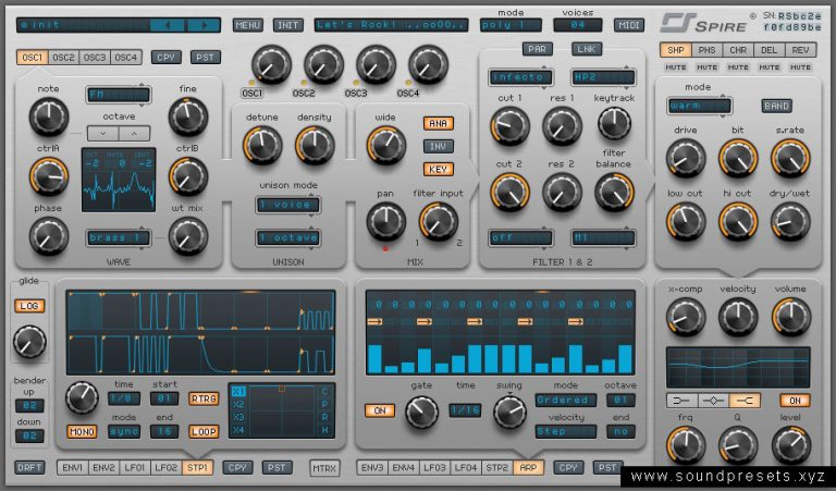 Spire Presets: The Best Collection of Free EDM Spire Presets 2017