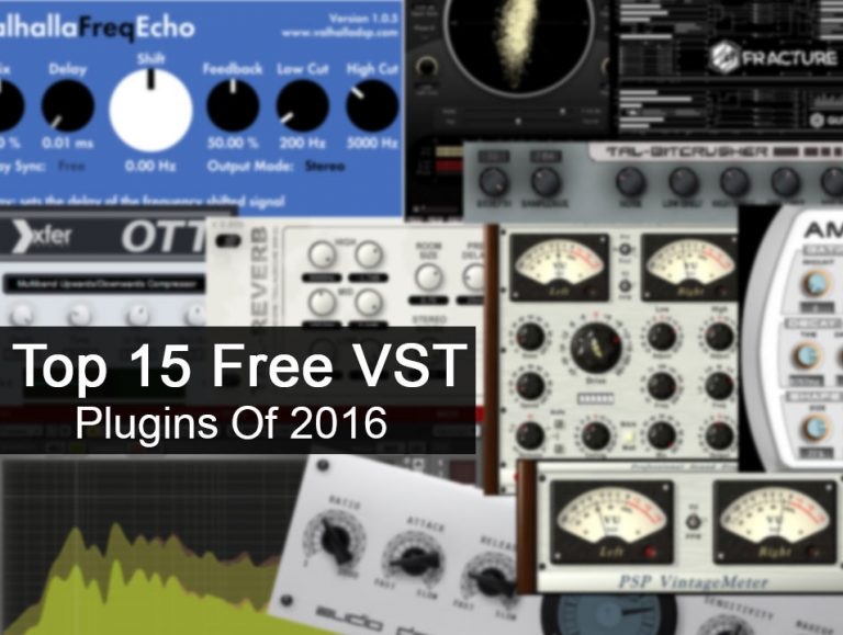 Free Vst Plugins For 2017 | Download Best Free 15 Vst Plugins