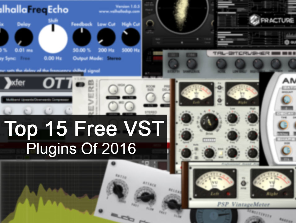 Download Free VST Plugins