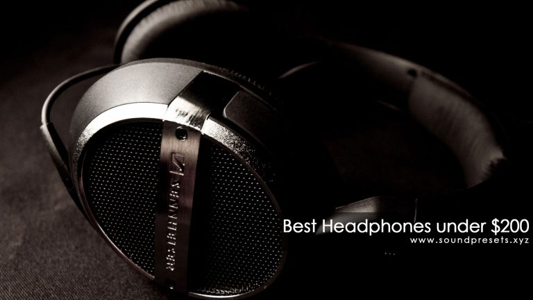 Top 10 Best Headphones Under 200$ – Do NOT Buy Before Reading This!